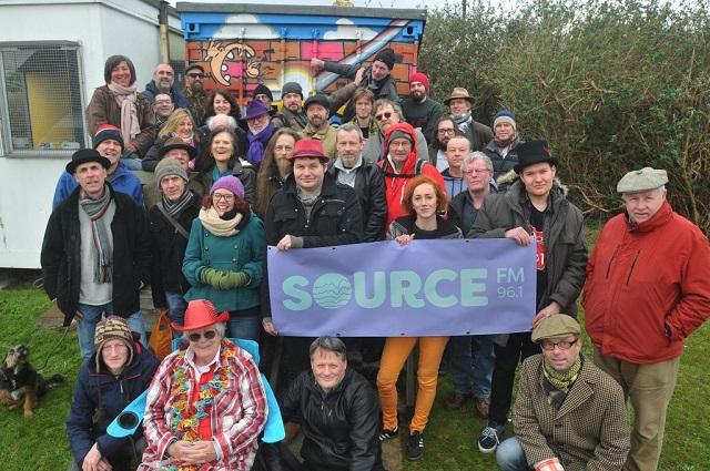 Source FM presenters